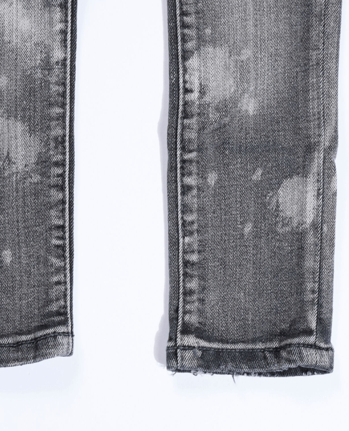 Johnson Standard Denim (Grey) - Haus of JR