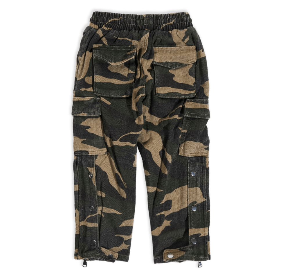 Curry Cargos (Camo) - Haus of JR