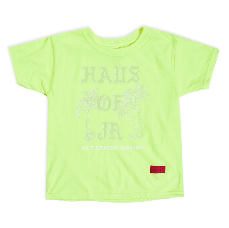 Paradise Tee (Neon) - Haus of JR