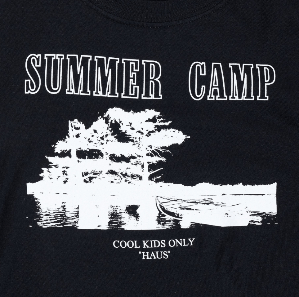 Summer Camp Tee - Haus of JR