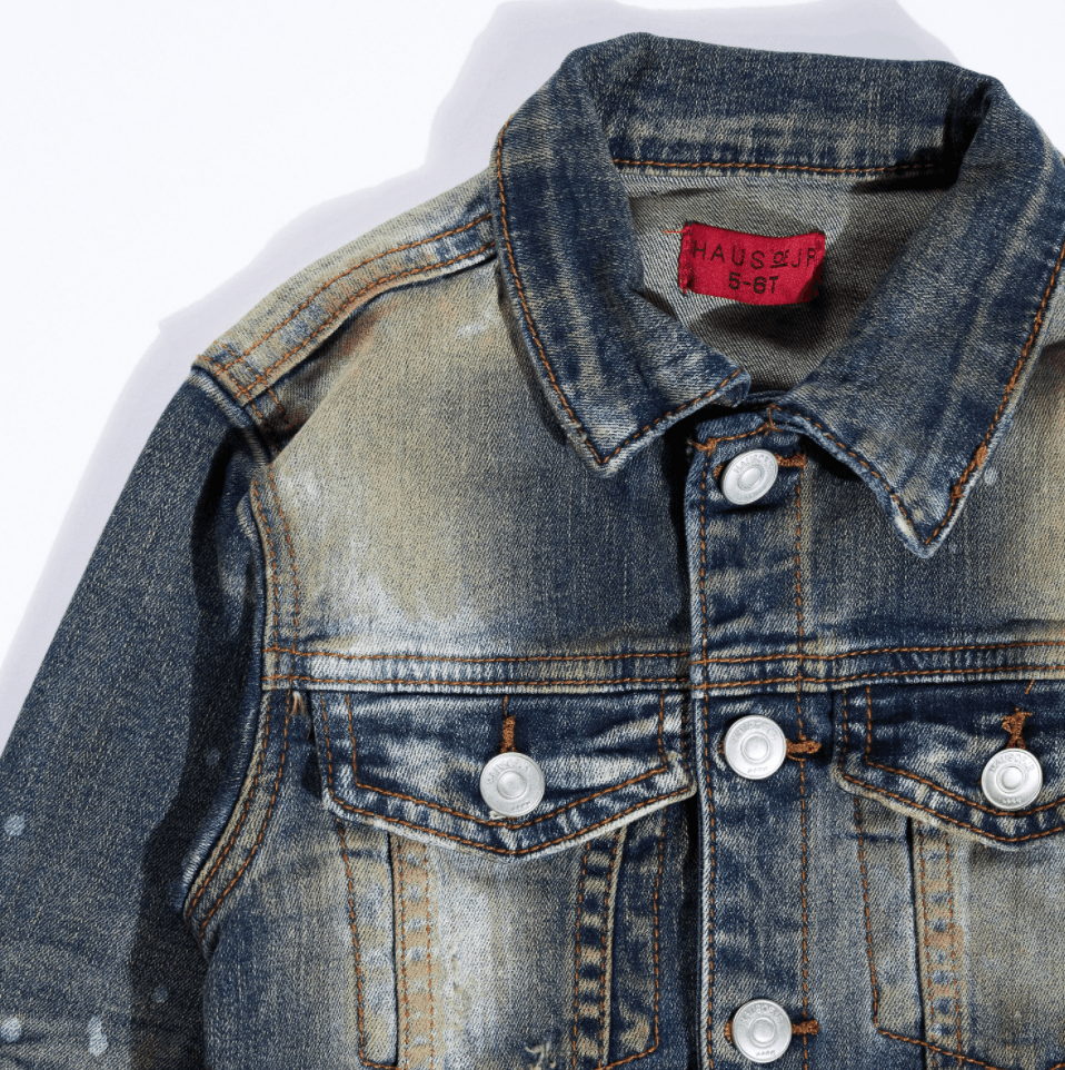 Davis Denim Jacket - Haus of JR