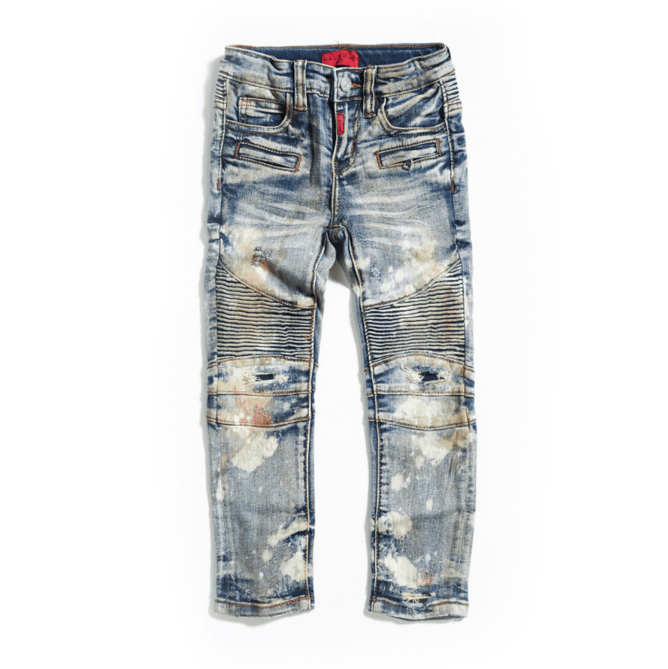 Davis Biker Denim - Haus of JR