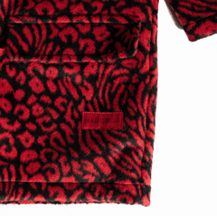 Catprint Peacoat (Red) - Haus of JR