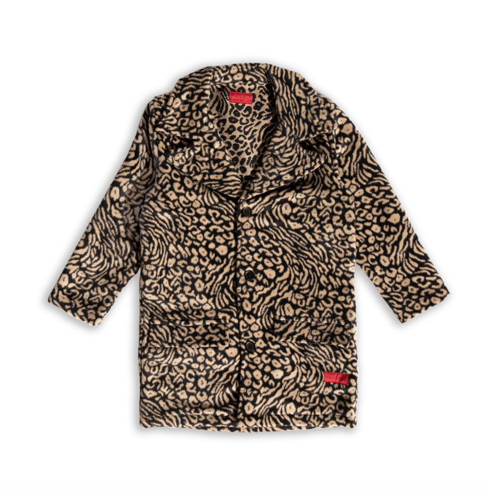 Catprint Peacoat (Tan) - Haus of JR