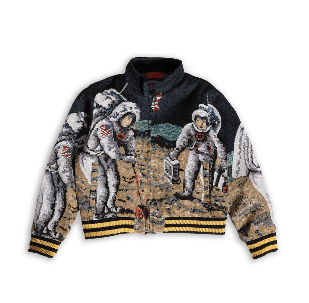 Richter Astronaut Jacket - Haus of JR