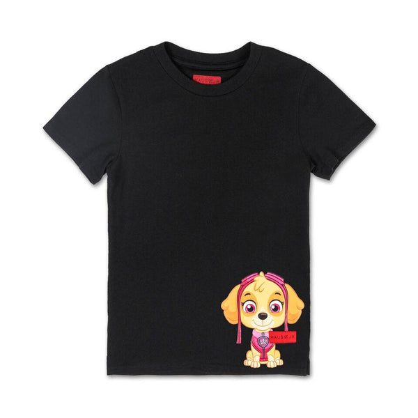 Skye Tee (Black) - Haus of JR
