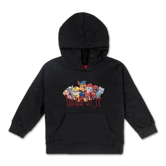 Paw Patrol Team Hoodie (Black) - Haus of JR