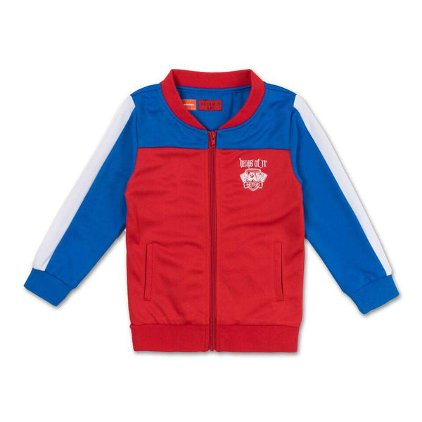 Paw Patrol Track Top (Red) - Haus of JR