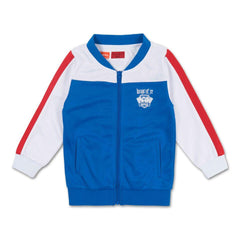 Paw Patrol Track Top (Blue) - Haus of JR