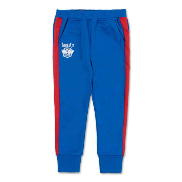 Paw Patrol Track Bottom (Blue) - Haus of JR