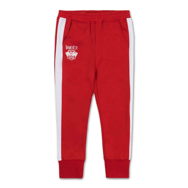 Paw Patrol Track Bottom (Red) - Haus of JR