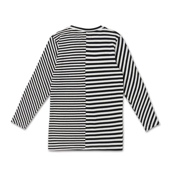 Two Stripe Sherman (White/Black) - Haus of JR