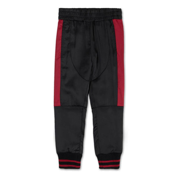 Wyatt Souvenir Pants (Black/Red) - Haus of JR