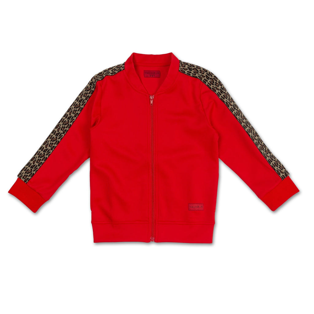 Addison Track Jacket - Haus of JR