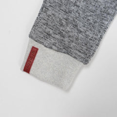 Arthur Speckle Terry Sweatpant (Grey) - Haus of JR