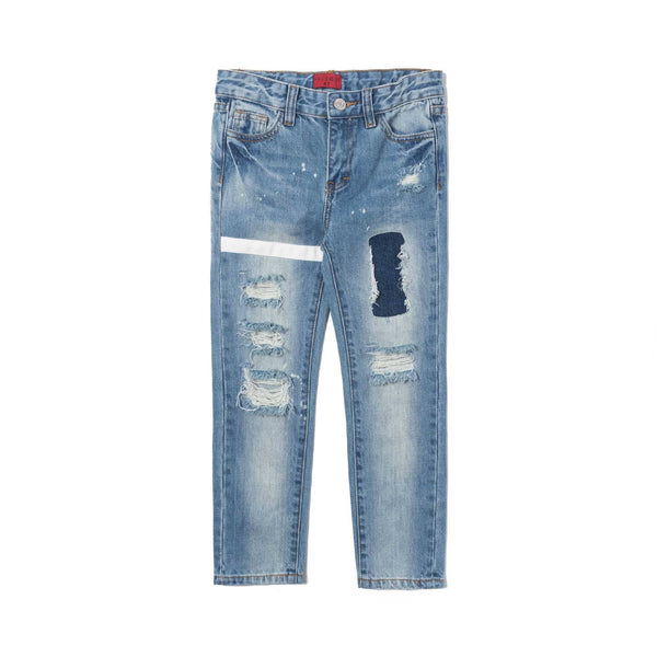 Axel Denim Jeans (Medium Blue) - Haus of JR