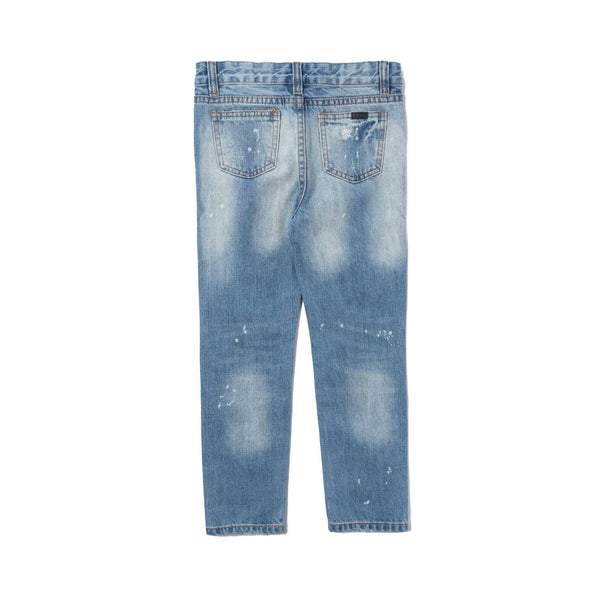 Axel Denim Jeans (Medium Blue)