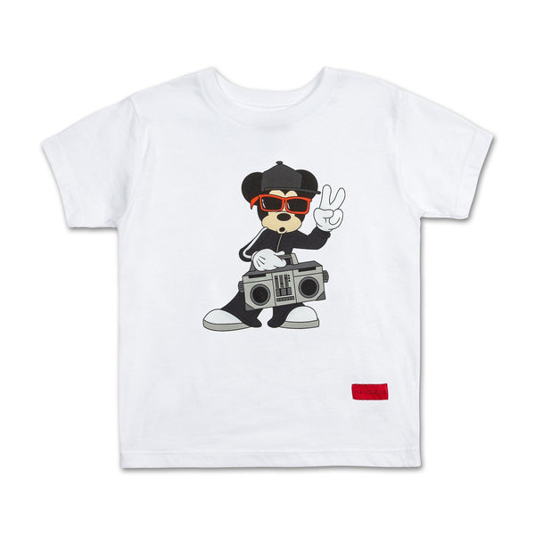 Beatbox Mickey Tee - Haus of JR