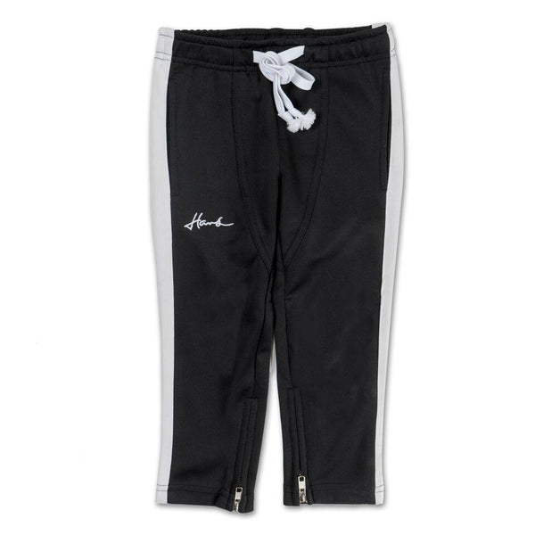 Brody Track Pant (Black/White)