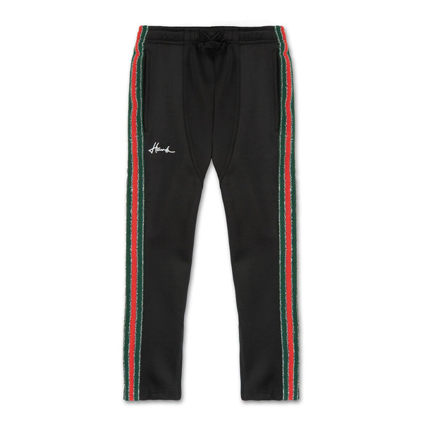 Pierre Track Pant (Black) - Haus of JR