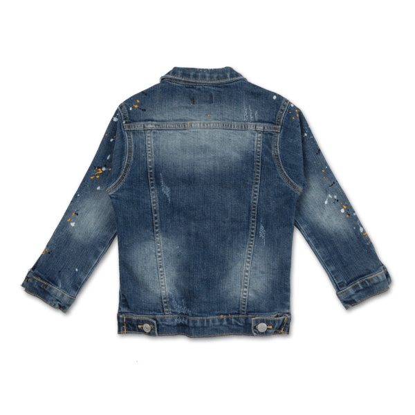 Bryson Denim Jacket - Haus of JR