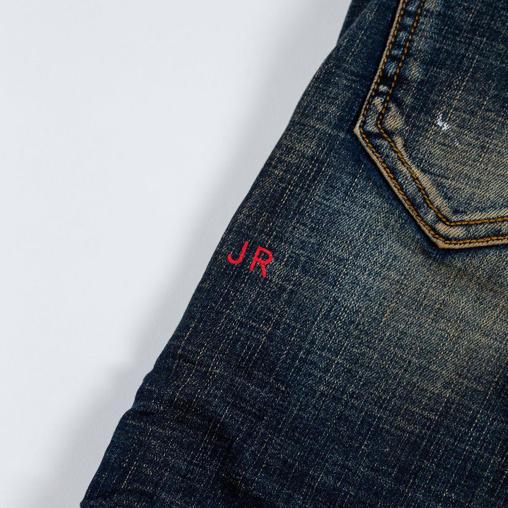 Cameron Biker Denim - Haus of JR