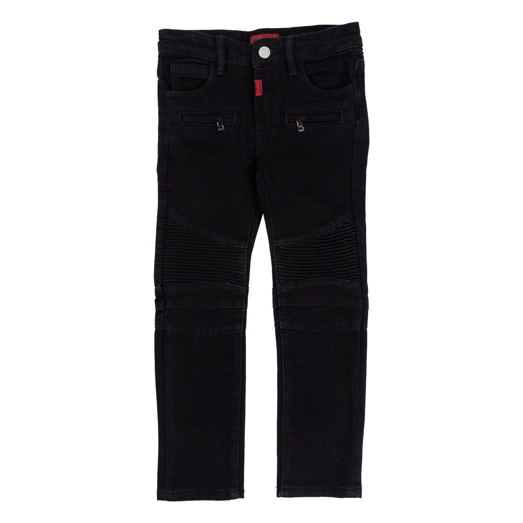 Charlotte Biker Denim - Haus of JR