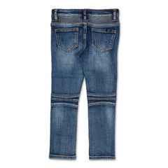 Clayton Biker Denim (Light Blue) - Haus of JR