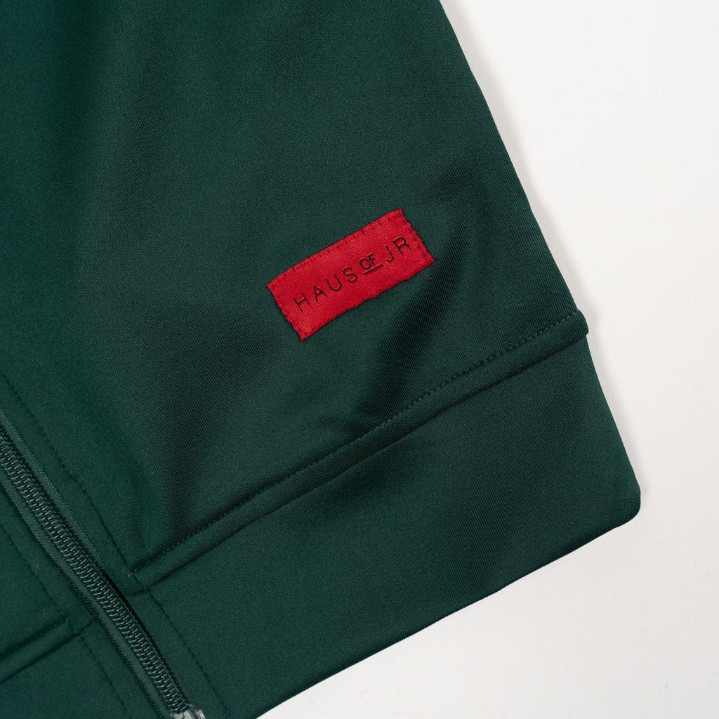 Jacobs Track Jacket (Green) - Haus of JR
