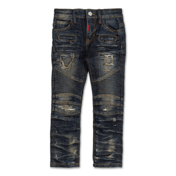 Hawk Biker Denim - Haus of JR