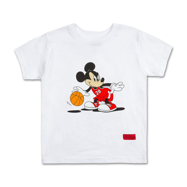 Hoop Dreams Mickey Tee