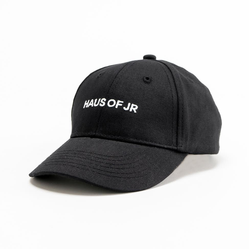 Shane Snapback Hat (Black) - Haus of JR