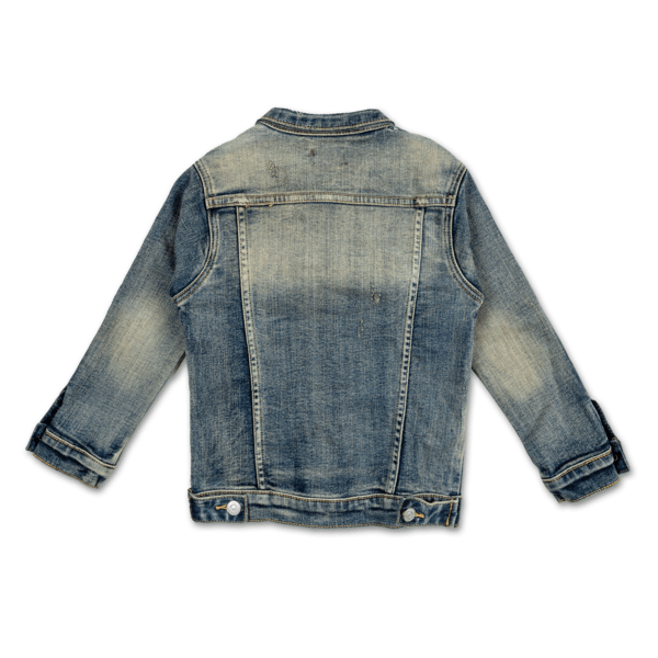 Kashton Denim Jacket - Haus of JR