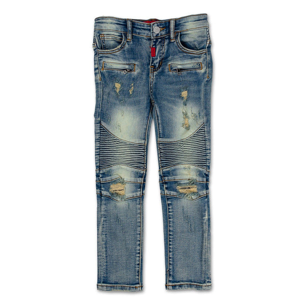 Mateo Biker Denim
