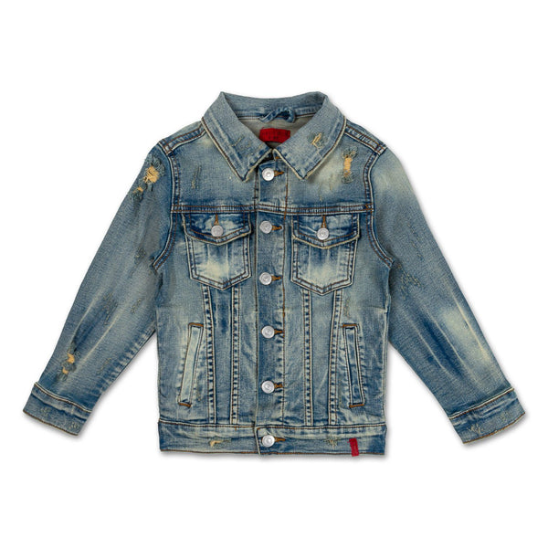 Mateo Denim Jacket - Haus of JR