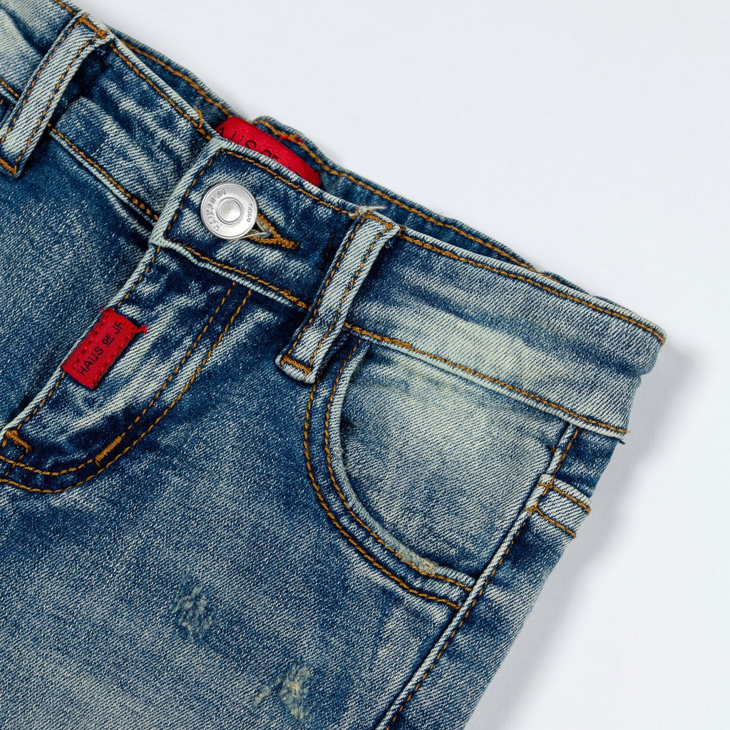 Mateo Standard Denim - Haus of JR