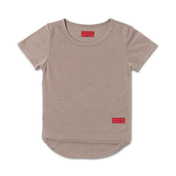 Miller 2 Inset Tee (Brown Dust)