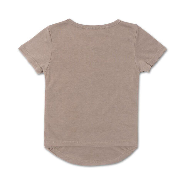 Miller 2 Inset Tee (Brown Dust) - Haus of JR