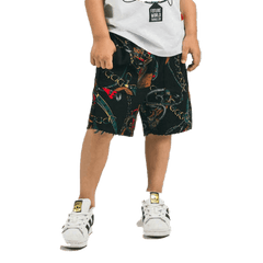Natica Peanut Short (Black) - Haus of JR