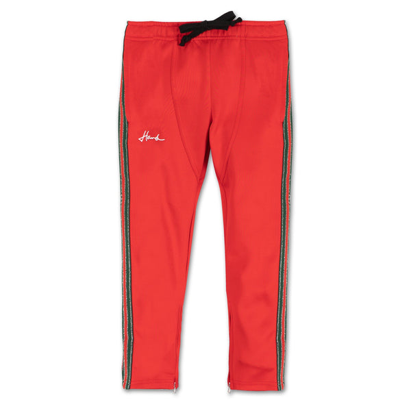 Stefan Track Pant (Orange) - Haus of JR