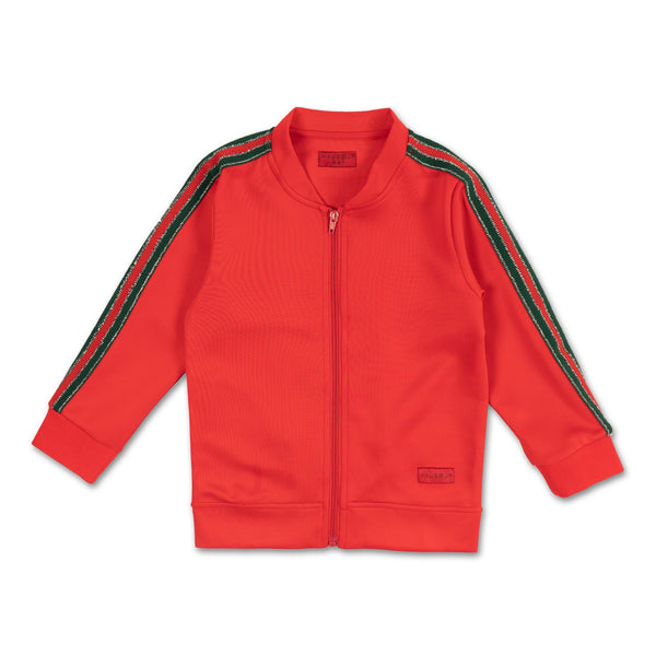 Stefan Track Jacket (Orange)