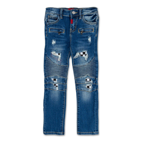 Owen Biker Denim - Haus of JR