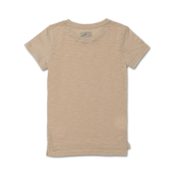 Prescott Tee (Creme) - Haus of JR