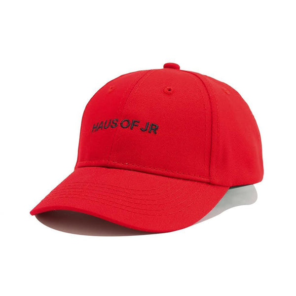 Shane Snapback Hat (Red) - Haus of JR