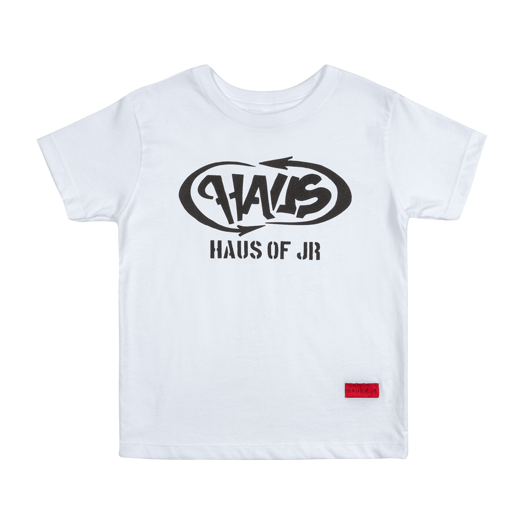 Stencil Graphic Tee - Haus of JR