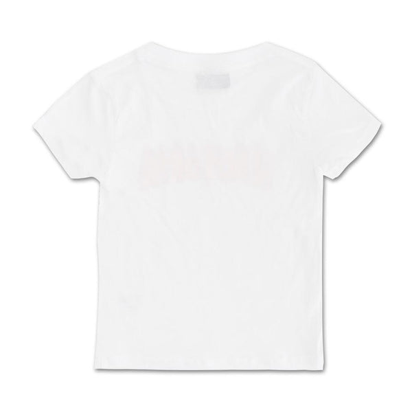 Skate Tee (White) - Haus of JR