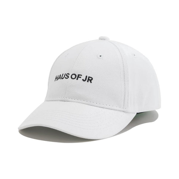 Shane Snapback Hat (White) - Haus of JR