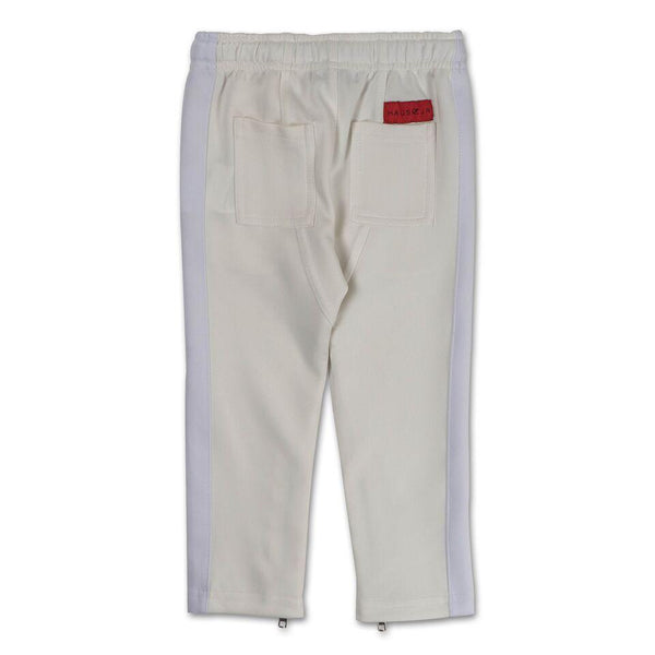 Brody Track Pant (White)