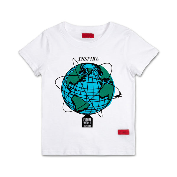 World Traveler Tee - Haus of JR