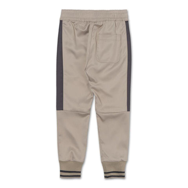 Wyatt Souvenir Pants (Creme/Light Plum) - Haus of JR